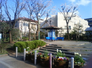 柿の木通り公園